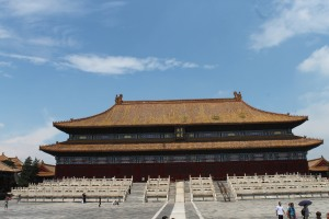 Hall of Supreme Harmony in the Forbidden City, Beijing